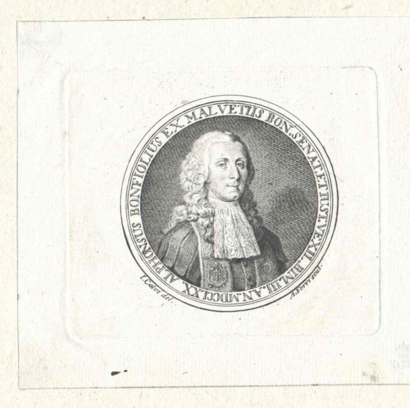 Bonfioli, Alfonso comte Malvezzi