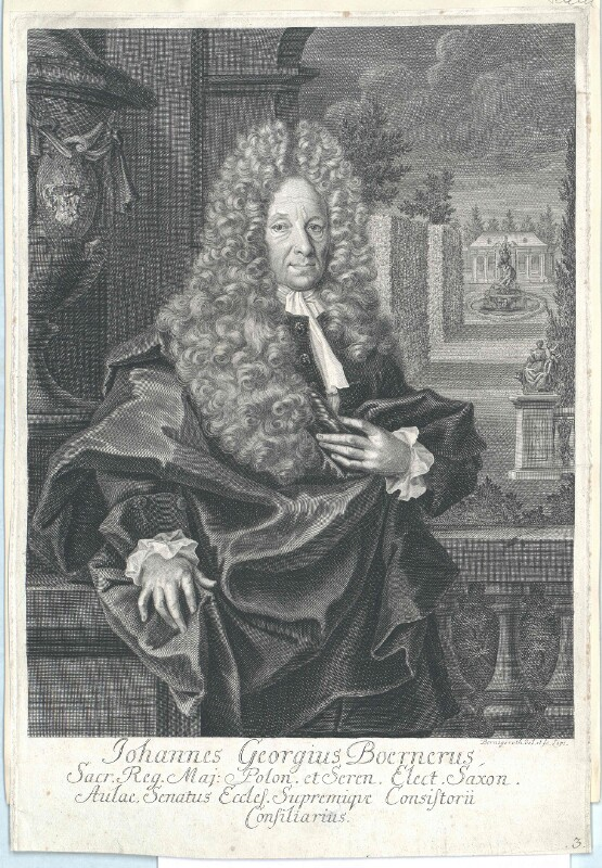 Börner, Johann Georg