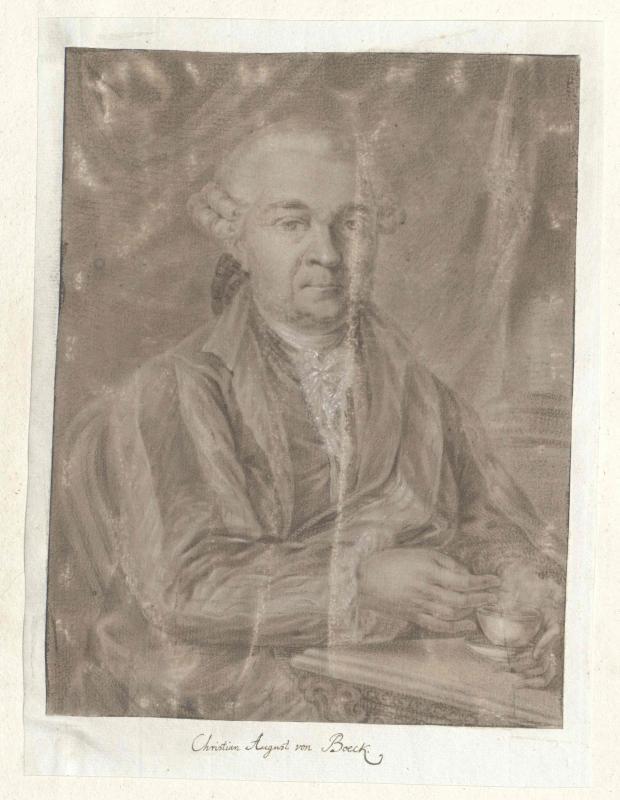 Böck, Christian August von