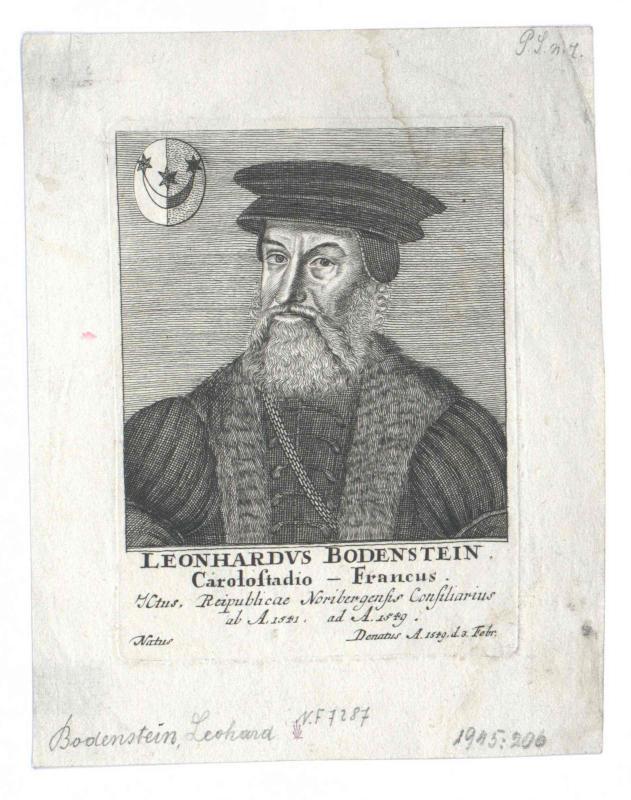 Bodenstein, Leonhard