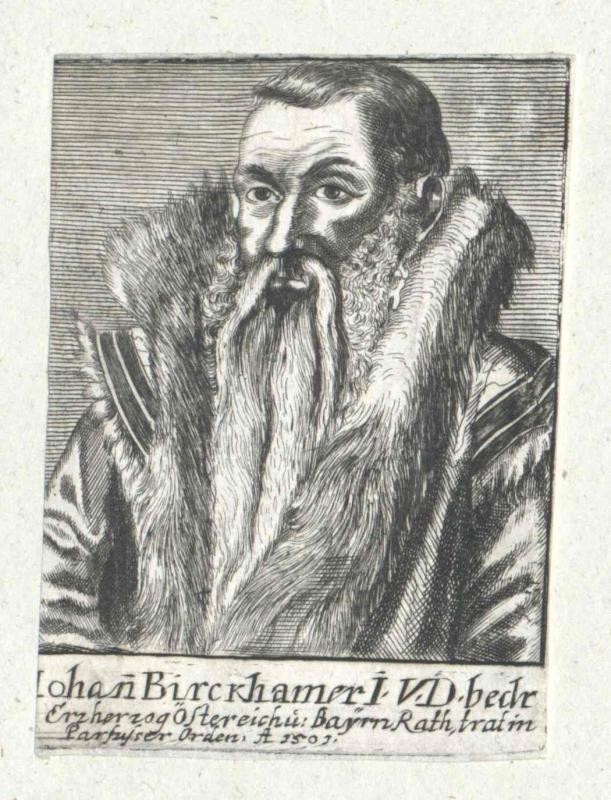 Pirckheimer, Johann