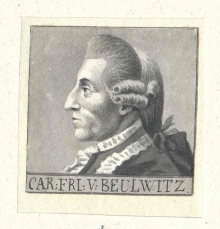 Beulwitz, Karl Friedrich von