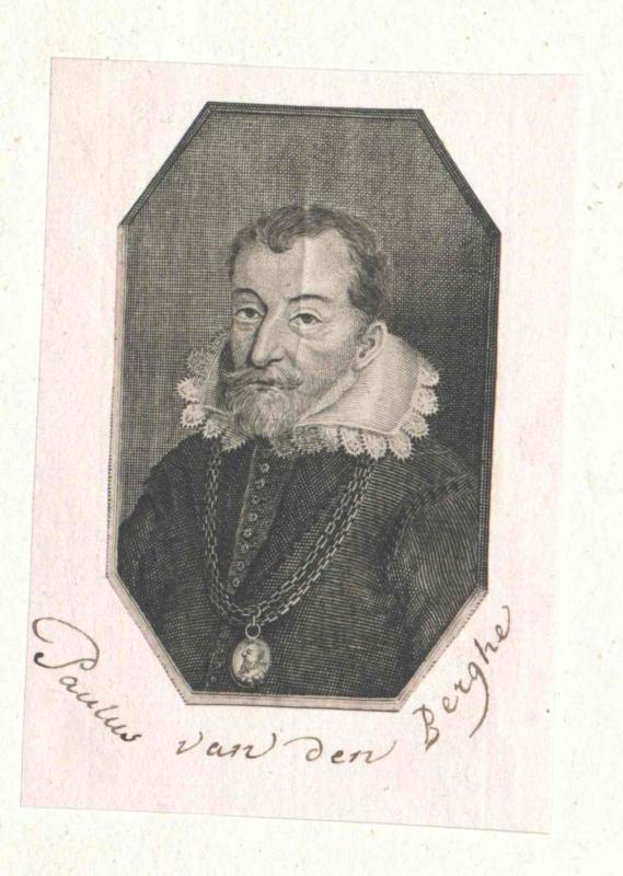 Berghe, Paulus van den
