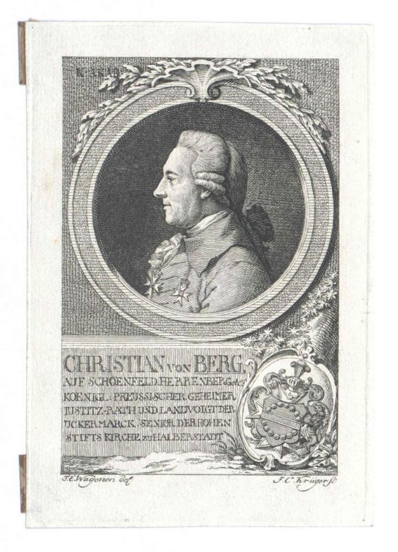 Berg, Christian von
