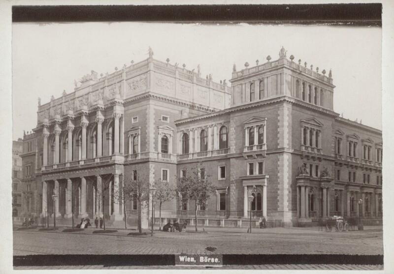 Wien 1, Börse