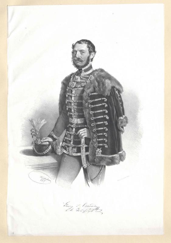 Csarada, Georg von