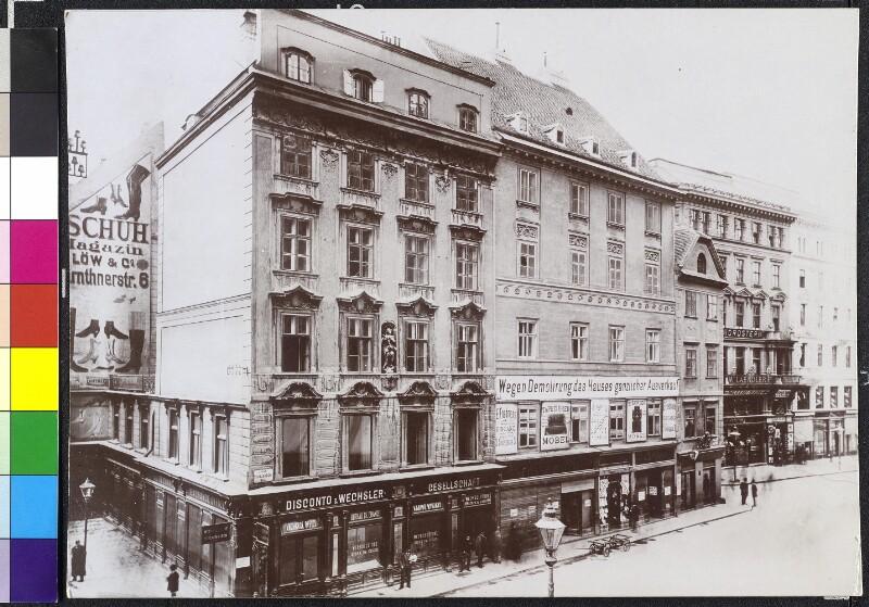 Wien 1, Stock-im-Eisen-Platz 4-6
