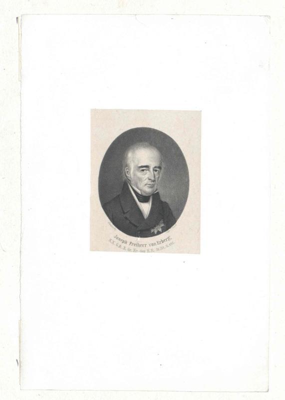 Erberg, Josef Augustin Freiherr von