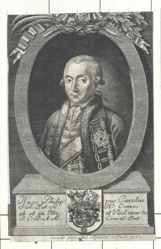 Eltz, Hugo Philipp Graf