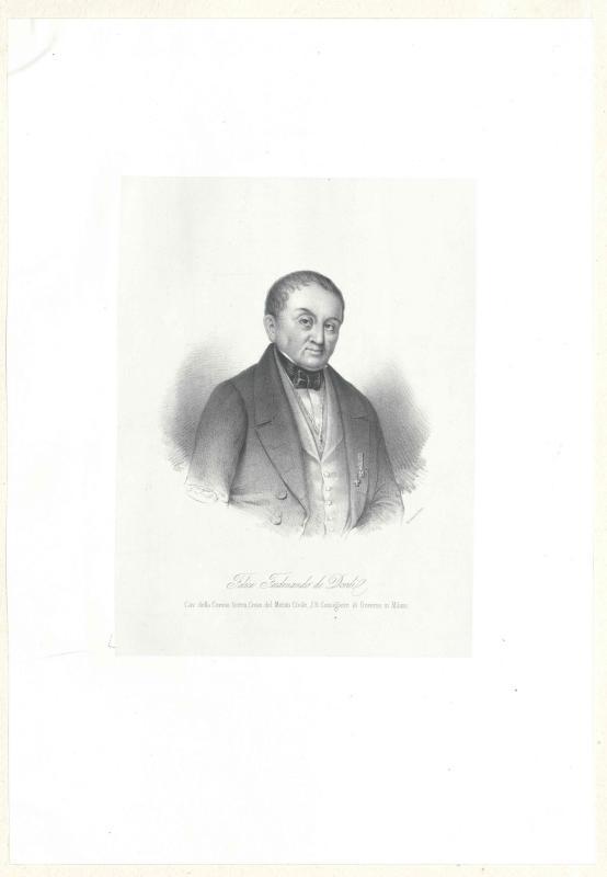 Dordi, Felice Ferdinando de