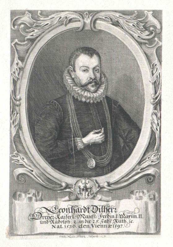 Dilherr, Leonhard