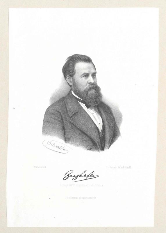 Ganghofer, August Ritter von