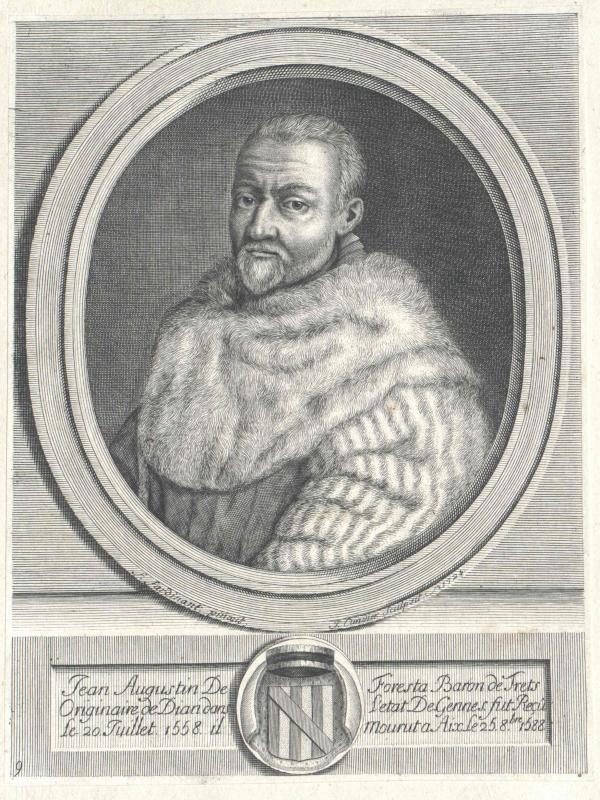 Foresta, Jean Augustin de