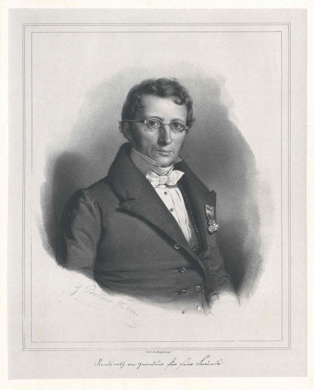 Grandaur, Bernhard Michael von