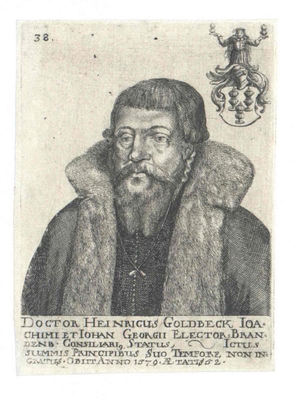 Goldbeck, Heinrich