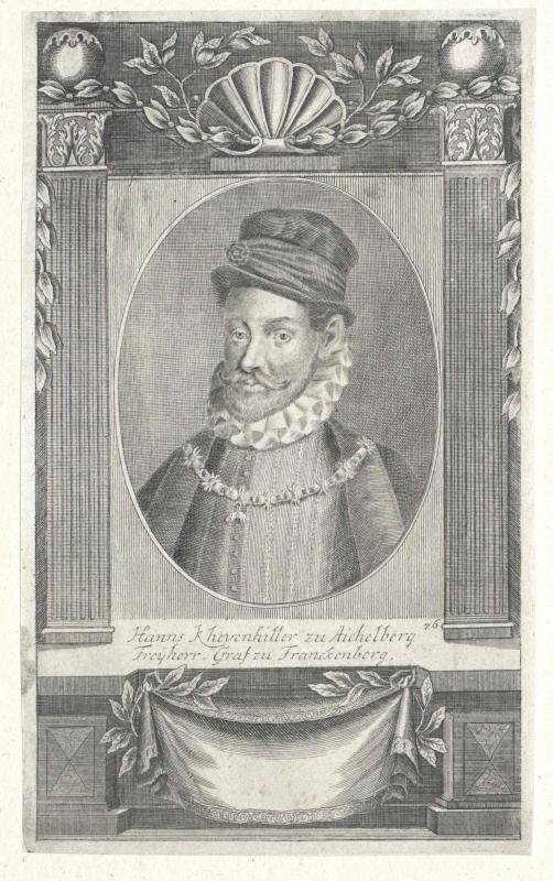 Khevenhüller-Frankenburg, Johann Graf von
