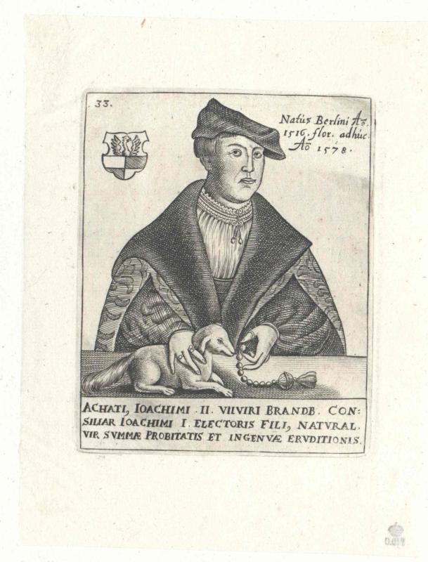 Joachim, Achatius