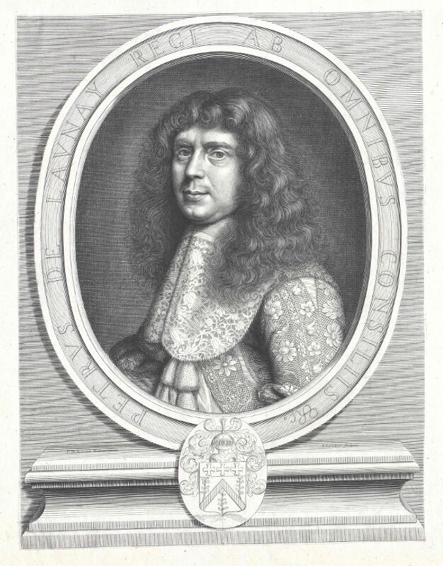Launay, Pierre de