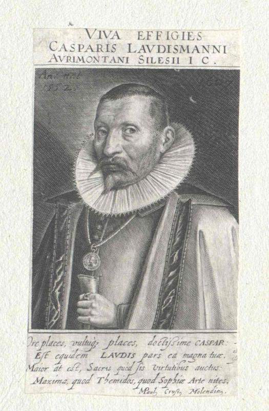 Laudismann, Kaspar