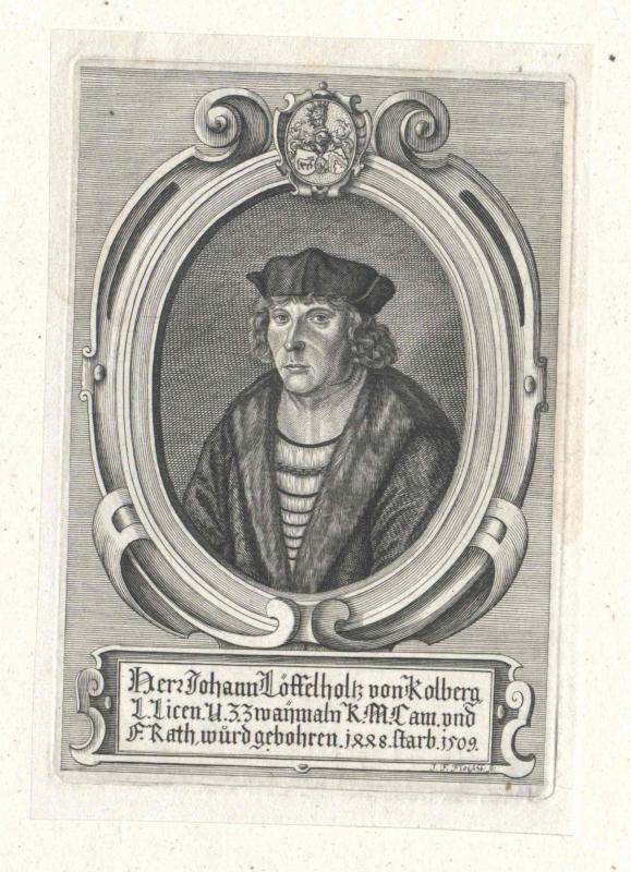 Löffelholz von Colberg, Johann
