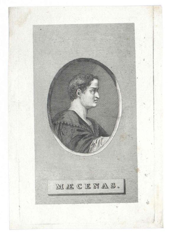 Maecenas, Gaius Cilnius