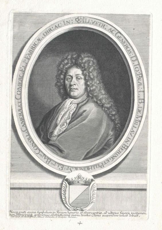 Millau, Johann Paul von