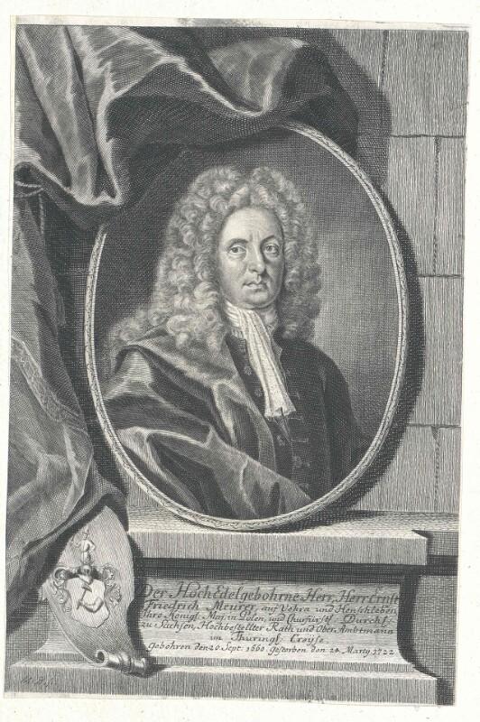 Meurer, Ernst Friedrich