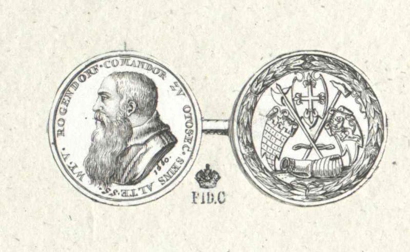 Rogendorf, Wilhelm Freiherr von
