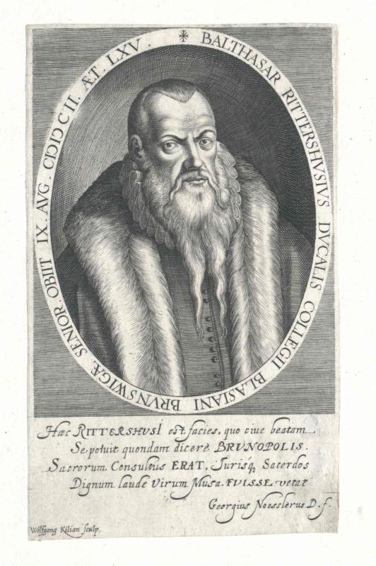 Rittershausen, Balthasar