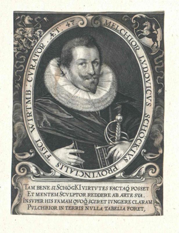 Schöck, Melchior Ludwig