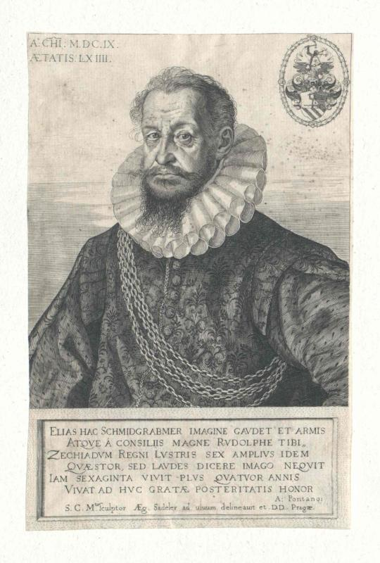 Schmidtgrabner von Lustenegg, Elias