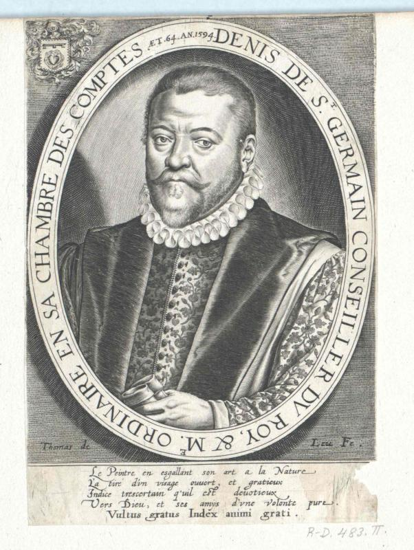 Saint Germain, Denis de