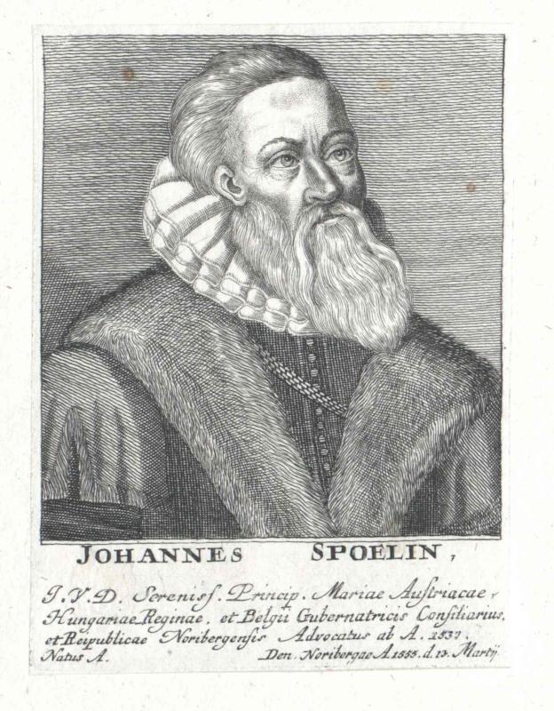 Spoelin, Johannes