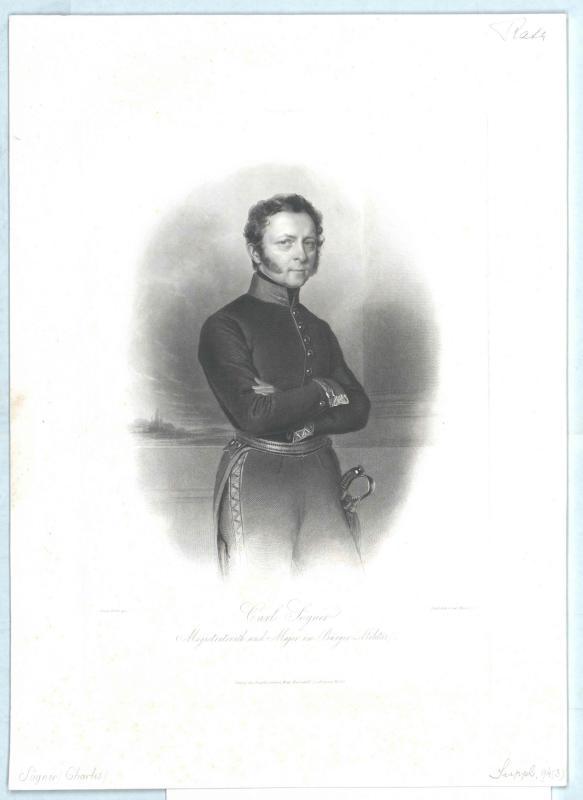 Sögner, Karl Edler von