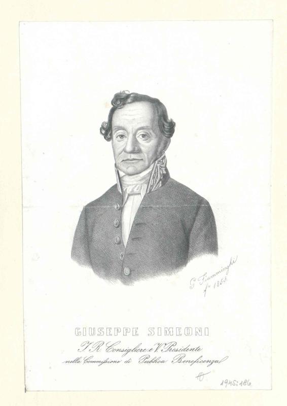 Simeoni, Giuseppe