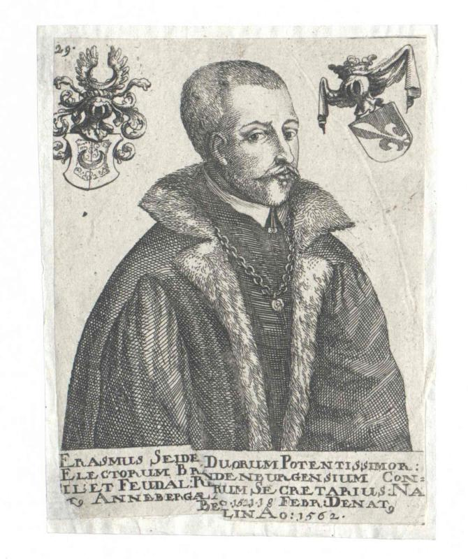Seidel, Erasmus von