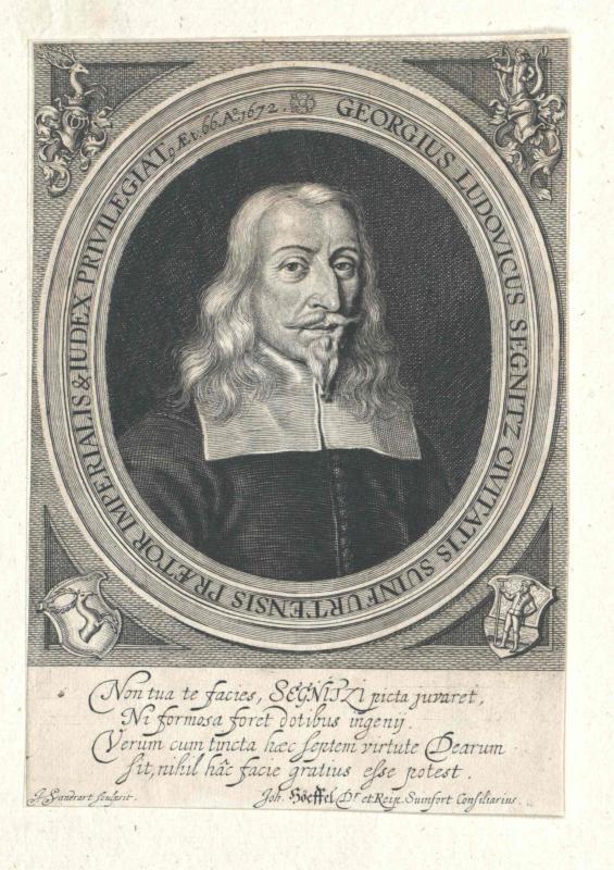Segnitz, Georg Ludwig