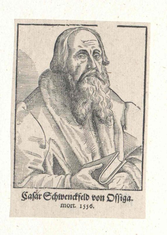 Schwenckenfeld, Caspar von