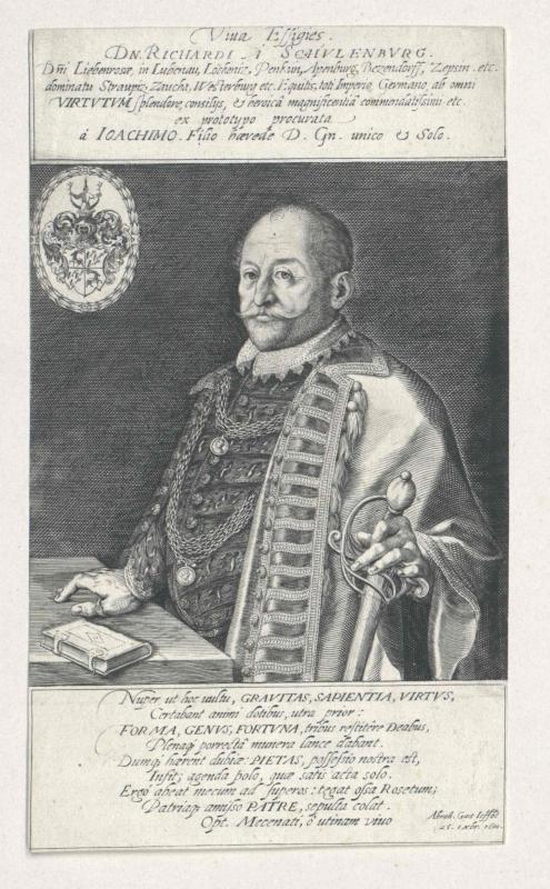 Schulenburg, Richard von