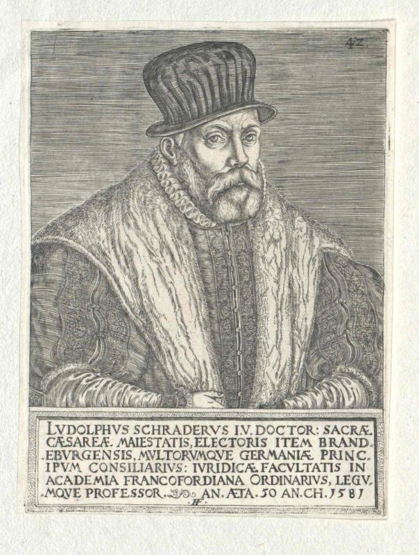 Schrader, Ludolf
