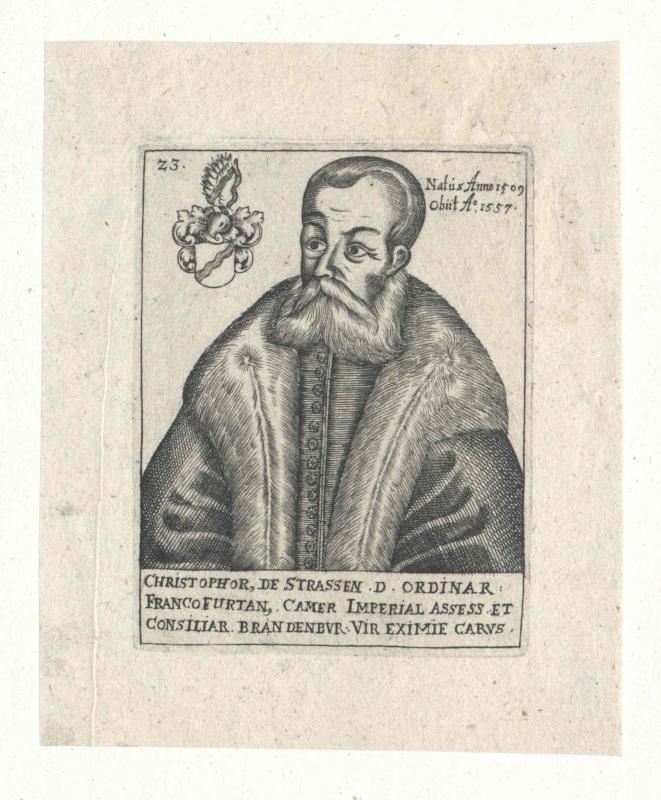 Strassen, Christoph von der
