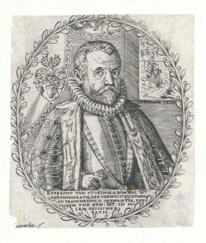 Stotzingen, Rudolf Ruprecht Freiherr von