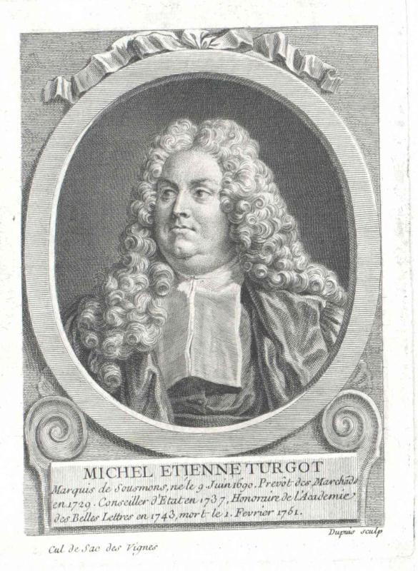 Turgot, Michele Etienne