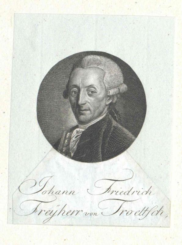 Troeltsch, Johann Friedrich Freiherr von