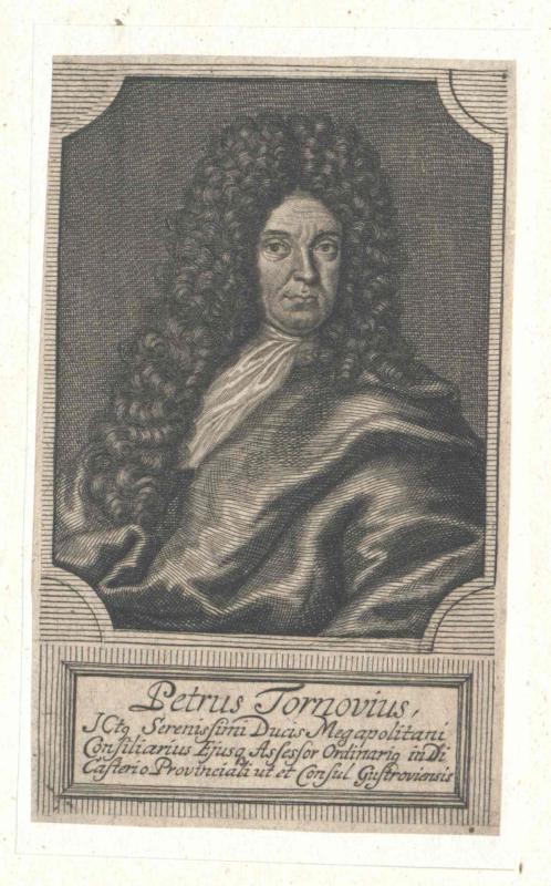 Tornovius, Peter