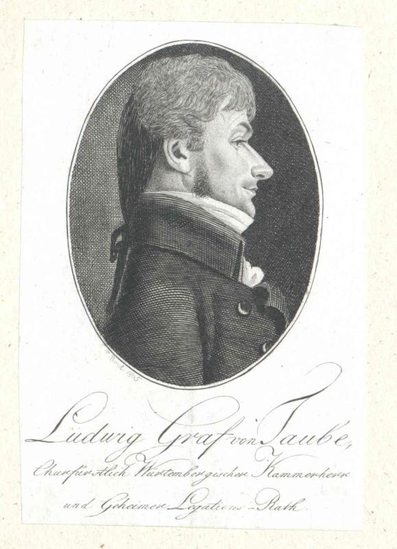 Taube, Ludwig Graf von