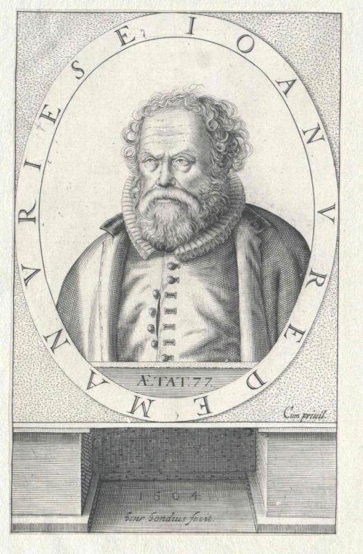 Vries, Hans Vredeman de