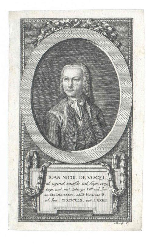 Vogel, Johann Nikolaus von