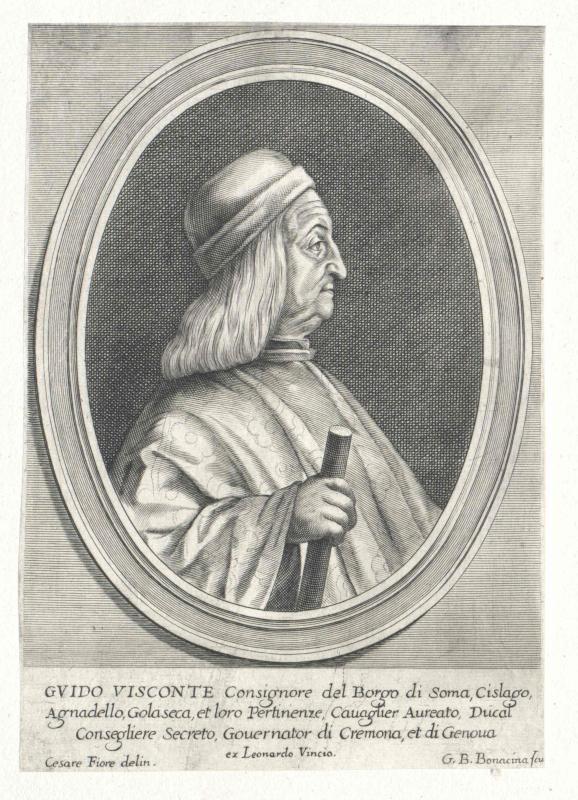 Visconti, Consignore di Somma, Guido