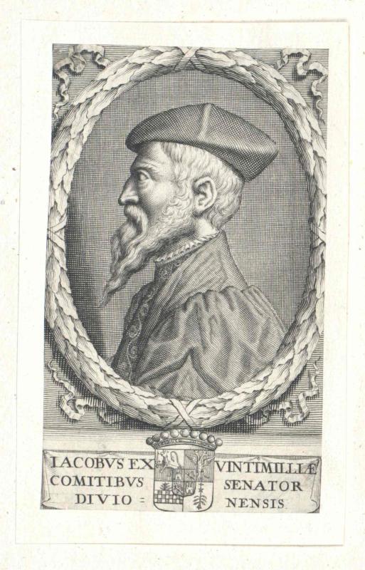 Vintimille, Jacques Comte de